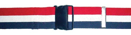 Gait Belt with Safety Release 2 x 72 Patriot - 80408