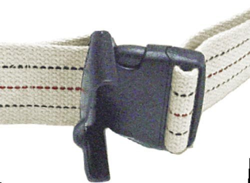 Gait Belt with Safety Release 2 x 72 Striped - 80518