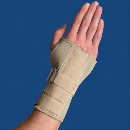 Carpal Tunnel Brace with Dorsal Stay Right X-Small - 82269