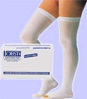 Jobst Anti-Em Thigh-Hi X-Large-Regular (toe: White) - 111462
