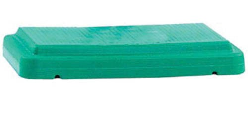 The Step Stackable Riser 4 Green Riser - F1007W