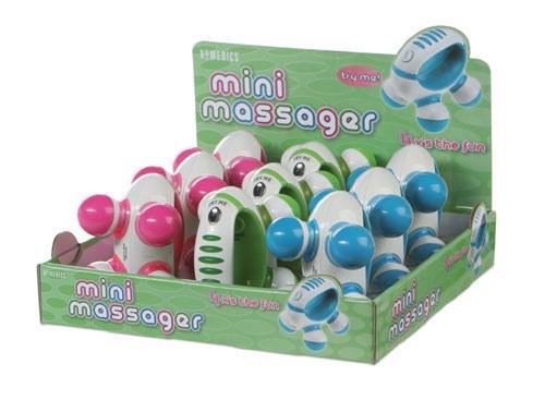 Mini Massager Display (9 pc) Countertop PM50 - 6110
