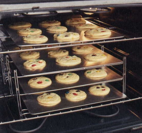 Nifty Home Products 3-in-1 Baking Rack