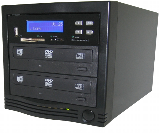 Dvd Duplicators and Printers