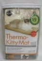 12.5 x 25 Inch Thermo Kitty Mat - Assorted  - 3299