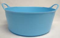 15 Liter Tubtrugs Small Shallow - Skyblue  - SP15SKBL