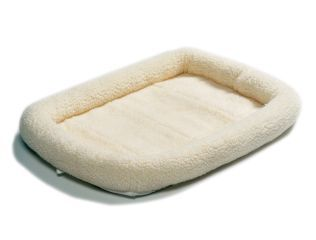54 x 37 Inch Quiet Time Sheepskin Bed  - 40254