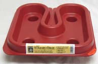Dalen Products Inc 470487 Tomato Tray  3 Pack