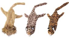 14 Inch Small Skinneez Jungle Cats - Assorted  - 5569