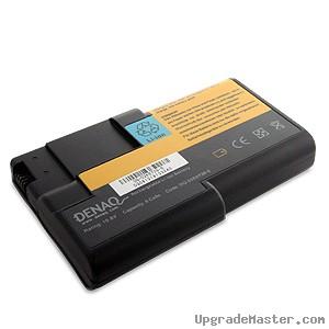 Denaq DQ-02K6739-6 High Capacity Battery for IBM ThinkPad i i1800 Laptops- 58Whr