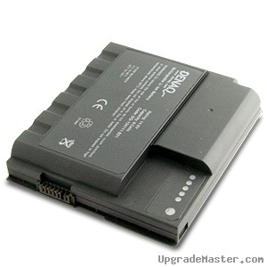 Denaq DQ-191259-B21 High Capacity Battery for HP Business Notebook nc6000 Laptops- 5200mAh