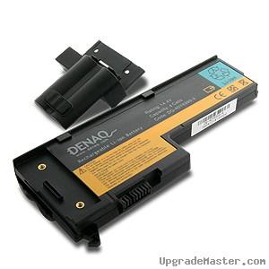 Denaq DQ-40Y6999-4 High Capacity Battery for IBM ThinkPad X X60 Laptops- 28Whr