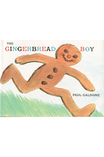Houghton Mifflin ISBN9780618894987 Carry Along Book Cd The Gingerbread Boy
