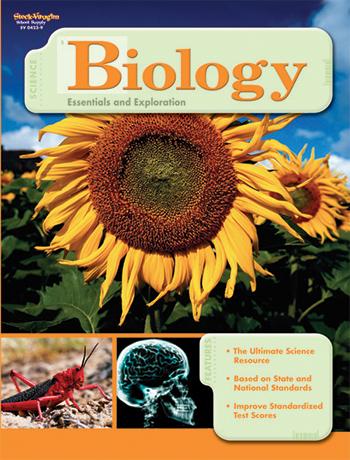 Houghton Mifflin Harcourt Biology Teaching Book SV-04239