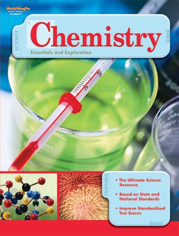 Houghton Mifflin Harcourt Chemistry Teaching Book SV-04247