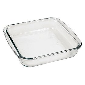 Marinex GD16222010 1.9 Quart Square Bake Dish  6 Pack