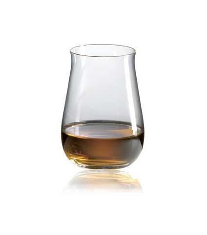 Ravenscroft Crystal Unmarried Malt Scotch Tumbler - Set of 4