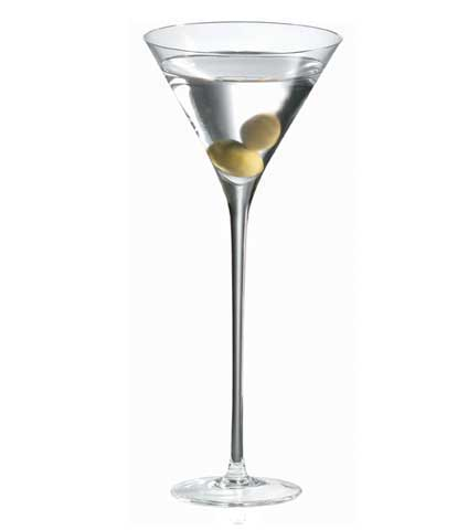 Ravenscroft Crystal W39730200 Martini Long Stem
