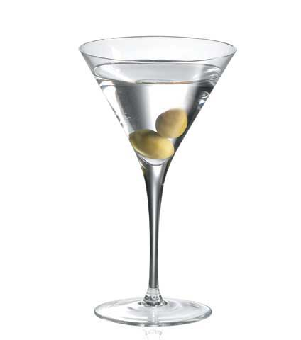 Ravenscroft Crystal W6463 Martini Set of 4