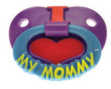 Billy Bob Teeth 90019 I Love My Mommy Pacifier