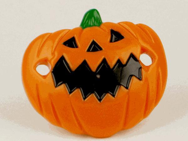 Billy Bob Teeth 50140 Little Pumpkin Pacifier