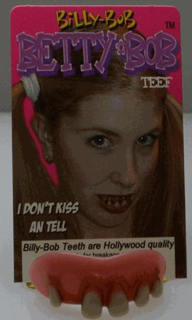 Billy Bob Teeth 10061 Betty Bob Fake Teeth
