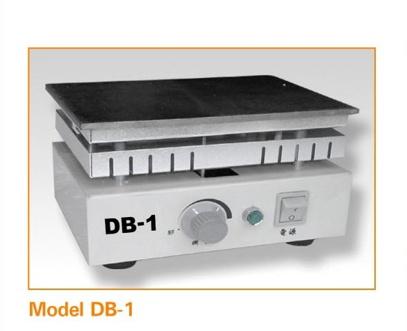 C & A Scientific DB-1 Stainless Steel Hot Plate