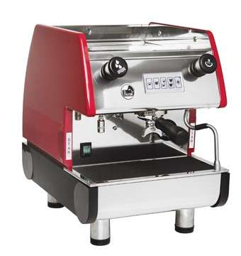 European Gift PUB 1VR La Pavoni Pub 1 Group Volumetric Dosing Espresso Machine