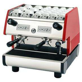 European Gift PUB 2VR La Pavoni Pub 2 Group Volumetric Dosing Espresso Machine