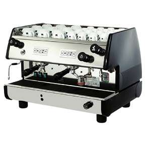 European Gift BAR T2VB La Pavoni Bar T2VB Black Espresso Machine