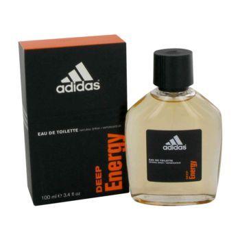 Adidas Deep Energy by Adidas Eau De Toilette Spray 3.4 oz