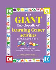 Gryphon House 11325 Giant Encyclopedia of Learning Center Activities