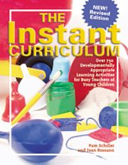 Gryphon House 11346 Instant Curriculum Revised