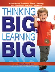 Gryphon House 12337 Thinking Big Learning Big