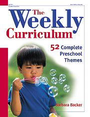 Gryphon House 13521 Weekly Curriculum Book