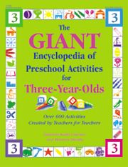 Gryphon House 13963 Giant Preschool Act For 3 Yr Olds