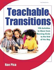 Gryphon House 14658 Teachable Transitions