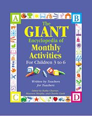 Gryphon House 15002 Giant Encyclopedia Of Monthly Activities
