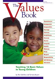 Gryphon House 15279 The Values Book