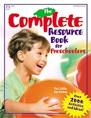 Gryphon House 15327 Complete Resource Book For Preschool