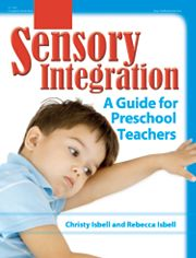 Gryphon House 16561 Sensory Integration Book-Preschool