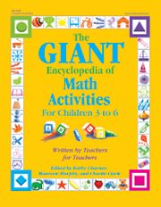 Gryphon House 16948 Giant Encyclopedia Math Activities