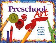 Gryphon House 16985 Preschool Art - 200 Activities
