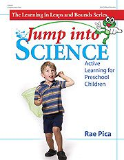 Gryphon House 17484 Jump Into Science-Activies Learn Preschool