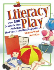 Gryphon House 17548 Literacy Play - 185 Dramatic Play Activities