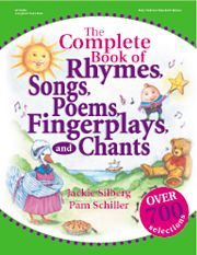 Gryphon House 18264 Complete Book Of Rhymes-Chants