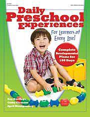 Gryphon House 18765 Daily Preschool Experiences