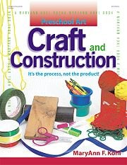 Gryphon House 19425 Preschool Art Craft & Construction
