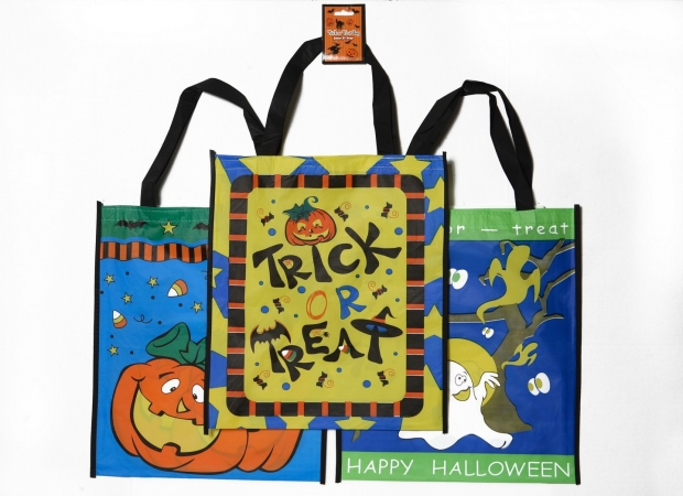 Its in the Bag 53162 Trick Or Treat Bags- 72 Packs of 3