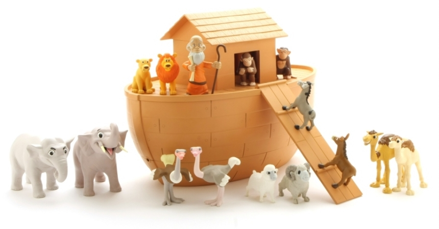 6525 Noah's Ark Play Set